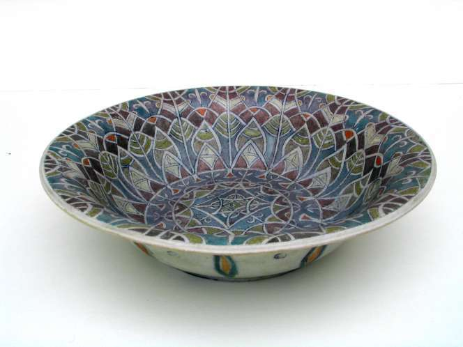 Hand Crafted Porcelain Bowl